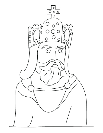 King drawing